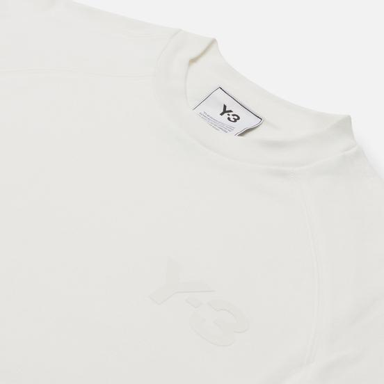Женская толстовка Y-3 Classic Chest Logo Crew Neck Core White