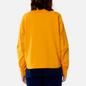 Женская толстовка Y-3 Classic Chest Logo Crew Neck Craft Gold фото - 3