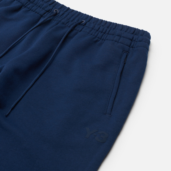 Женские брюки Y-3 Classic Terry Cuffed Collegiate Navy