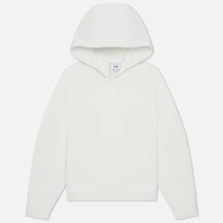 Женская толстовка Y-3 Classic Chest Logo Hoodie Core White