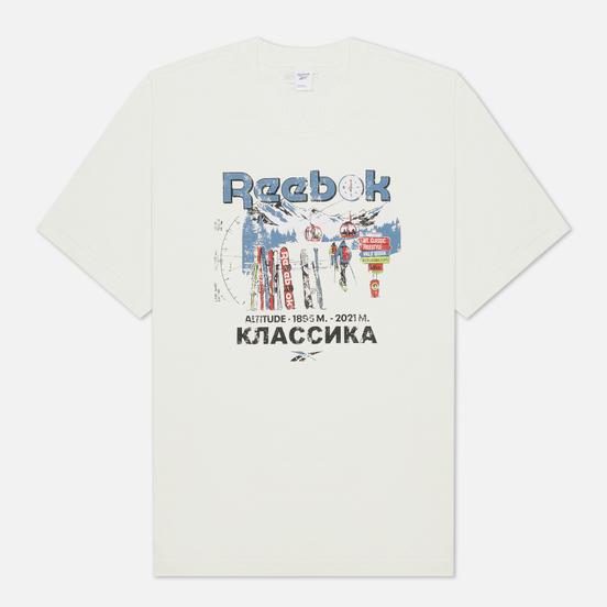 Мужская футболка Reebok Classics International North Chalk