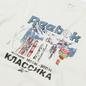 Мужская футболка Reebok Classics International North Chalk фото - 1