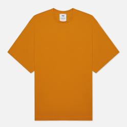 Мужская футболка Y-3 Classic Offset Logo Craft Gold