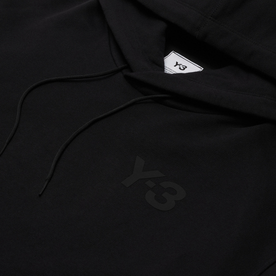 Мужская толстовка Y-3 Classic Chest Logo Y-3 Hoodie Black