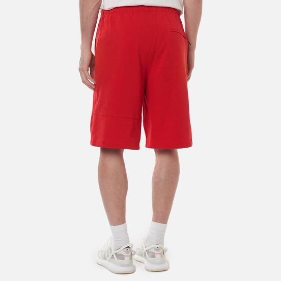 Мужские шорты Y-3 Classic Heavy Pique Scarlet