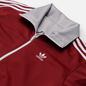 Мужская олимпийка adidas Originals x Human Made Track Top Firebird Collegiate Burgundy фото - 1