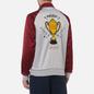 Мужская олимпийка adidas Originals x Human Made Track Top Firebird Collegiate Burgundy фото - 8