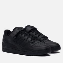 Кроссовки adidas Originals Forum Low Core Black/Core Black/Core Black