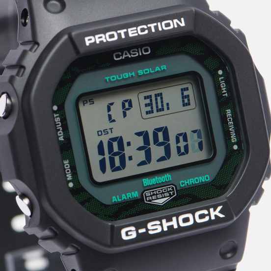 Наручные часы CASIO G-SHOCK GW-B5600MG-1ER Black/Black/Camo