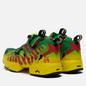 Кроссовки Reebok x Jurassic Park Instapump Fury Green/Yellow/Red/Black фото - 2