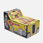 Мужские кроссовки Reebok x Power Rangers Club C Boldly Yellow/Coal/Silver Metallic фото - 6