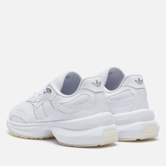 Женские кроссовки adidas Originals Zentic Cloud White/Cloud White/Core Black