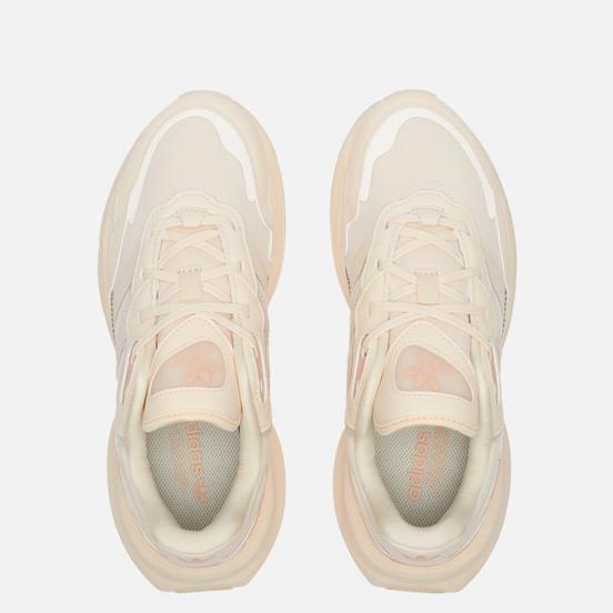 Женские кроссовки adidas Originals Zentic Beige/Wonder White/Halo Blush