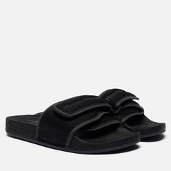Сланцы adidas Originals x Pharrell Williams Chancletas HU Core Black/Utility Black/Core Black