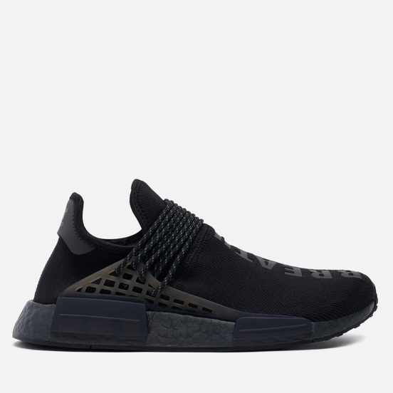 Кроссовки adidas Originals x Pharrell Williams Human Race NMD Core Black/Core Black/Core Black