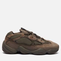 Кроссовки adidas Originals YEEZY 500 Clay Brown/Clay Brown/Clay Brown