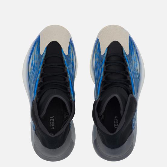 Кроссовки adidas Originals YEEZY BSKTBL Frozen Blue/Frozen Blue/Frozen Blue