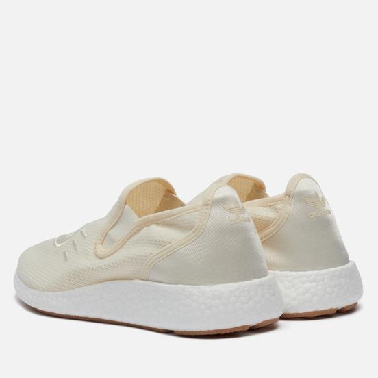 Мужские кроссовки adidas Originals x Human Made Slipon Pure Cream White/Cream White/Cream White