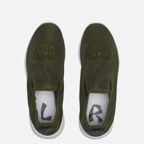 Мужские кроссовки adidas Originals x Human Made Slipon Pure Wild Pine/Wild Pine/Core Black