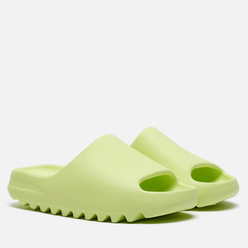 Сланцы adidas Originals YEEZY Slide Glow Green/Glow Green/Glow Green