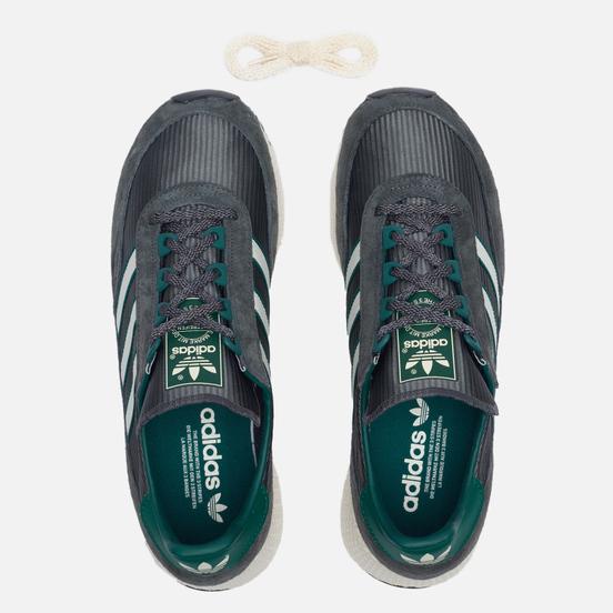 Мужские кроссовки adidas Originals Glenbuck Grey Six/Cream White/Collegiate Green