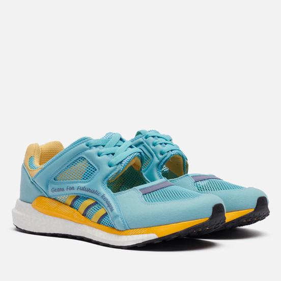 Кроссовки adidas Originals x Human Made EQT Racing Light Blue/St. Fade Ocean/Core Black