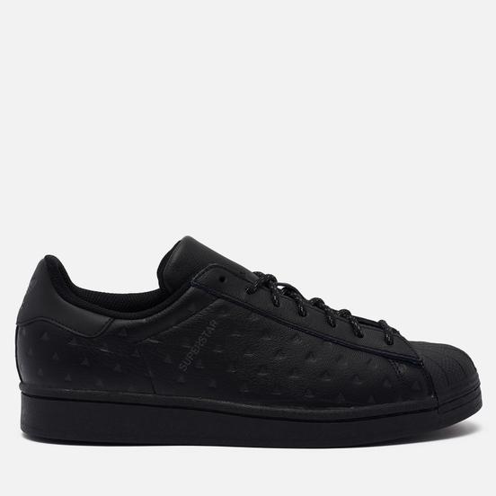 Кроссовки adidas Originals x Pharrell Williams Superstar Core Black/Core Black/Core Black