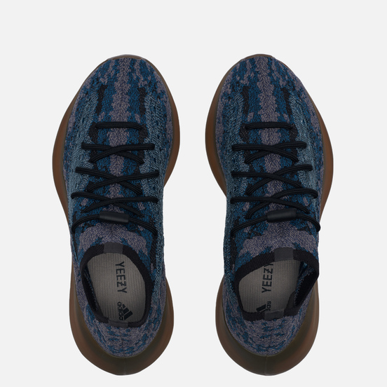 Кроссовки adidas Originals YEEZY Boost 380 Covellite/Covellite/Covellite