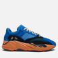 Кроссовки adidas Originals YEEZY Boost 700 Bright Blue/Bright Blue/Bright Blue фото - 3