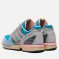 Кроссовки adidas Originals XZ 0006 Inside Out Bright Cyan/Chalk Coral/Stone Khaki фото - 2