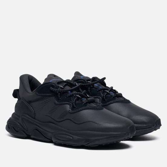 Кроссовки adidas Originals Ozweego Core Black/Core Black/Foot Blue