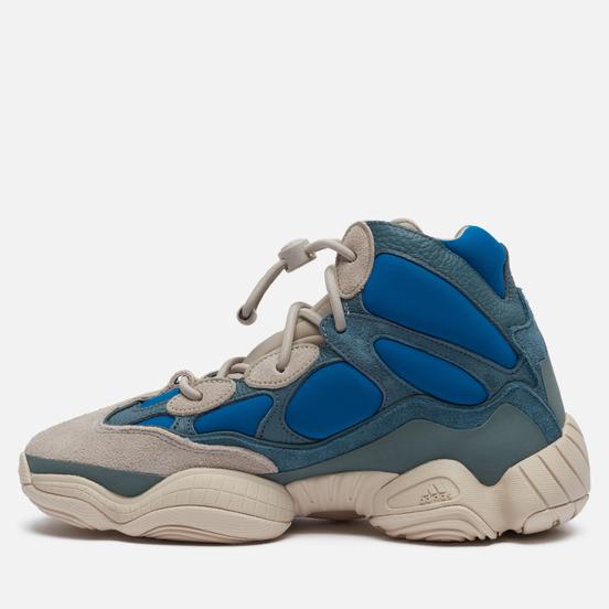 Кроссовки adidas Originals YEEZY 500 High Frost Blue/Frost Blue/Frost Blue