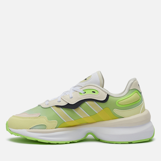 Женские кроссовки adidas Originals Zentic Pulse Yellow/Yellow Tint/Wonder White