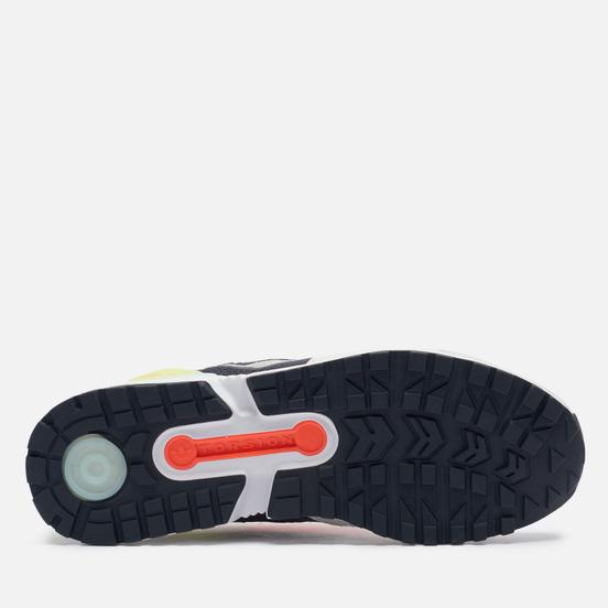 Мужские кроссовки adidas Originals ZX 10 000 C Grey One/Solar Red/White