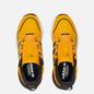 Кроссовки adidas Originals ZX 2K Boost Pure Semi Solar Gold/Carbon/Cloud White фото - 1