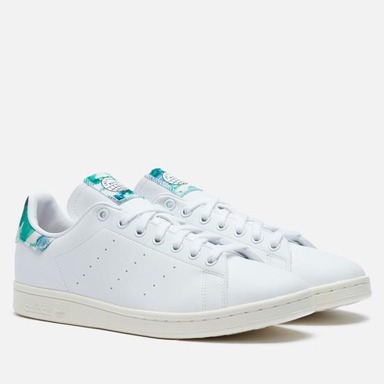 Кроссовки adidas Originals Stan Smith Cloud White/Cloud White/Off White