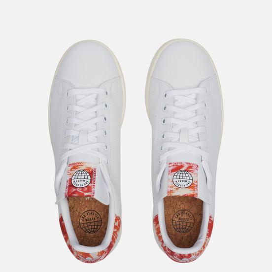 Кроссовки adidas Originals Stan Smith White/Off White/Core Black