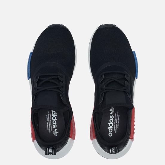 Кроссовки adidas Originals NMD_R1 Core Black/Core Black/Cloud White