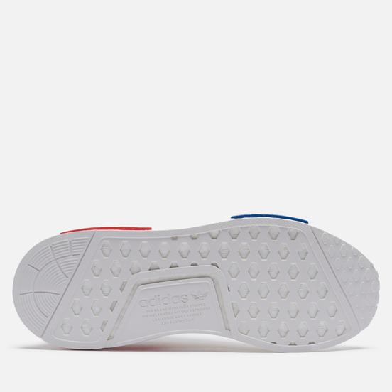 Кроссовки adidas Originals NMD_R1 Cloud White/Cloud White/Cloud White