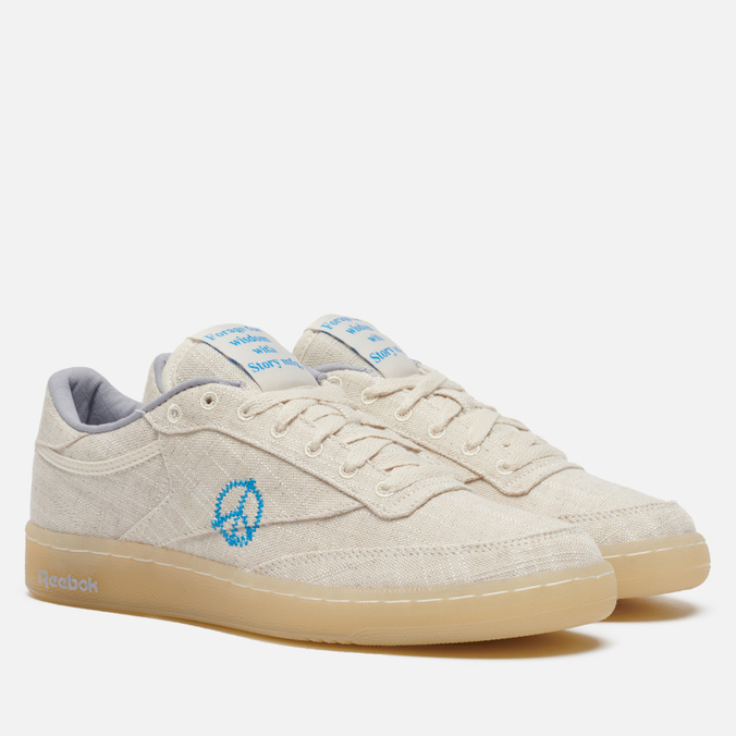 Кроссовки Reebok x Story MFG Club C 85 walking shoes reebok club c 85 bs6786 sneakers for female tmallfs