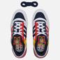 Кроссовки adidas Originals Forum Low White/Legend Ink/Red фото - 1