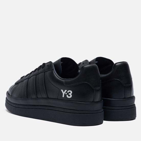 Кроссовки Y-3 Hicho Black/Core White/Black
