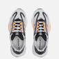 Кроссовки adidas Originals Ozweego Pure Grey One/Signal Orange/White фото - 1