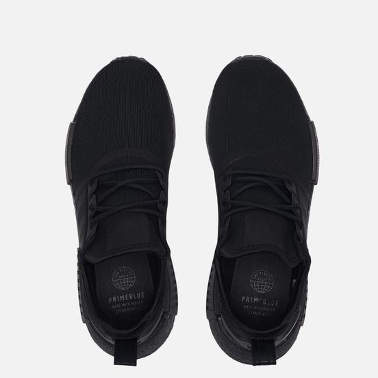 Кроссовки adidas Originals NMD_R1 Primeblue Core Black/Core Black/Core Black