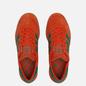 Кроссовки adidas Originals Hamburg Team Orange/Team Green/Gum фото - 1