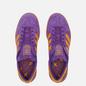 Кроссовки adidas Originals Hamburg Active Purple/Semi Solar Gold/Gum фото - 1