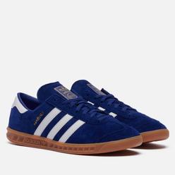Кроссовки adidas Originals Hamburg Victory Blue/Cloud White/Gum