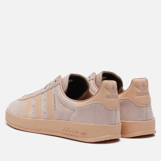 Мужские кроссовки adidas Originals Broomfield Ash Pearl/Halo Amber/Gold Metallic