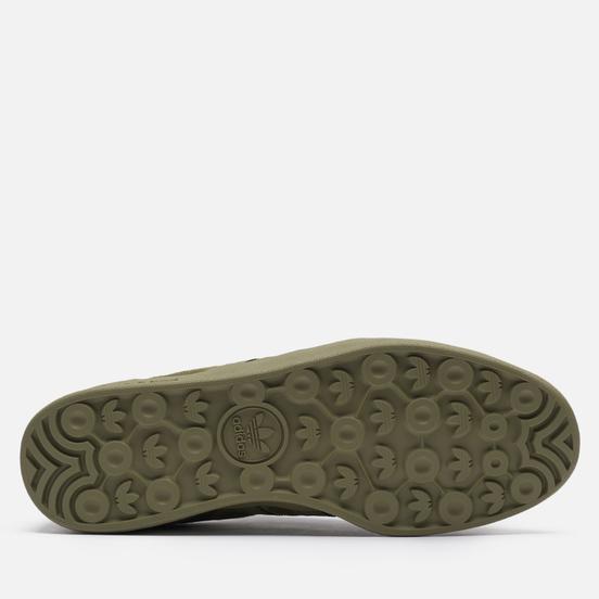 Мужские кроссовки adidas Originals Broomfield Focus Olive/Orbit Green/Gold Metallic