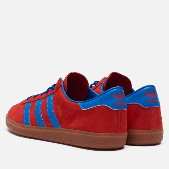 Кроссовки adidas Originals Rouge Red/Pantone/Gold Metallic